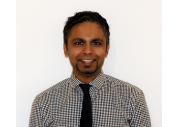Whitby orthodontist Dr. Arun Rajasekaran, DMD
