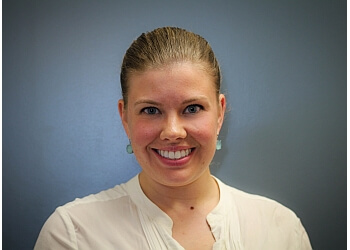 Winnipeg optometrist Dr. Ashley Britton, OD