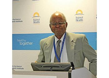 Thunder Bay endocrinologist Dr. Asiru Abu-Bakare