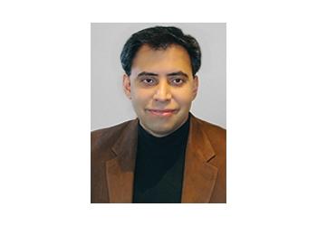 Hamilton nephrologist Dr. Azim S. Gangji, MD, MSc, BSc, Pharm, FRCPC, FACP