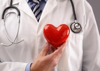 Saguenay cardiologist Dr. Bélisle Pierre