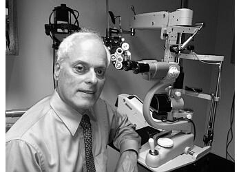 Aurora optometrist DR. BARRY M. WISEMAN, BS, OD, FAAO