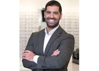 Edmonton pediatric optometrist Dr. Bassam Hamdan, OD