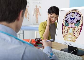 Montreal neurologist Dr. Bekhor Sabah, MD