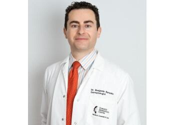 Toronto dermatologist Dr. Benjamin Barankin