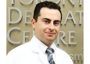 Toronto dermatologist Dr. Benjamin Barankin, MD, FRCPC, FAAD