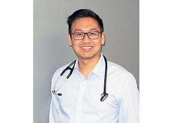 Coquitlam cardiologist Dr. Benjamin Leung, MD