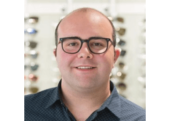 Winnipeg optometrist Dr. Benji Itzkow, OD
