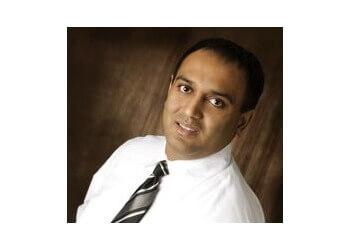 Sherwood Park podiatrist Dr. Bhishma Patel, DPM