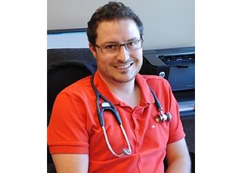 Saskatoon pediatrician Dr. Blake Knittig, MD, FRCPC