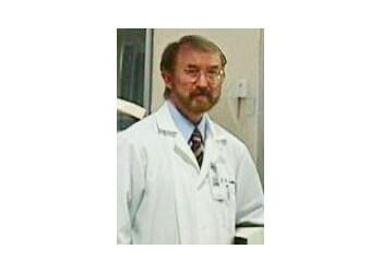 Guelph cardiologist Dr. Bogdan Schwarz, MD, MSc, PhD, FRCPC, FACC, FACP, FCCP