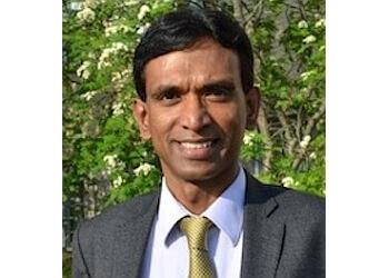 Sudbury endocrinologist Dr. Boji Varghese, MD