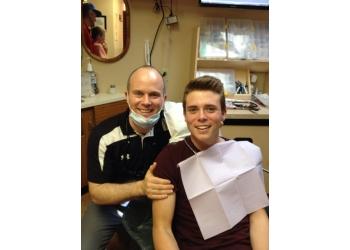 Nanaimo cosmetic dentist Dr. Brad Holman, DMD
