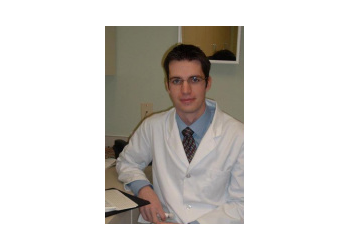 Pickering pediatric optometrist Dr. Brad Meldrew, OD - LEET MELDREW OPTOMETRY