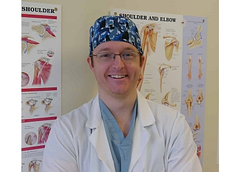 Orillia orthopedic Dr. Brent Mollon, MD, FRCSC