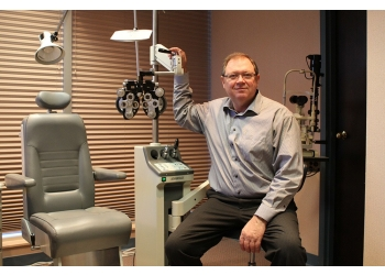 Welland pediatric optometrist Dr. Brian Rice