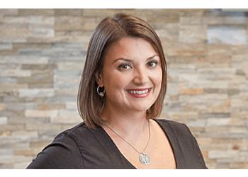 Fredericton pediatric optometrist Dr. Amanda Bartlett, OD