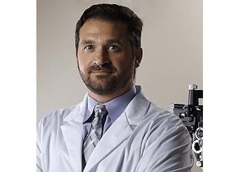 Winnipeg optometrist Dr. Bruce Dornn, OD