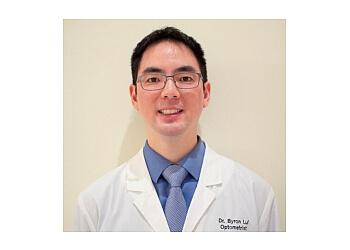 Mississauga pediatric optometrist Dr. Byron Lui, OD