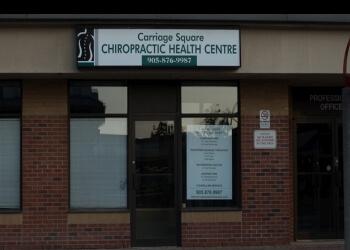 Milton chiropractor Dr. C. Shaun Demeris, DC