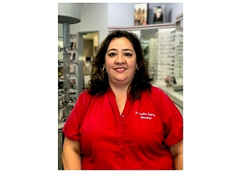Grande Prairie pediatric optometrist Dr. Carolina Navarrete, OD