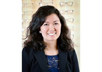 Ajax pediatric optometrist Dr. Carolyn Kudo, OD