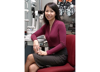 Richmond Hill pediatric optometrist Dr. Carolyn Wong, OD