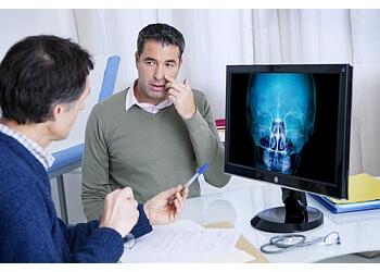 Halifax ent doctor Dr. Charles C. Cron, MD