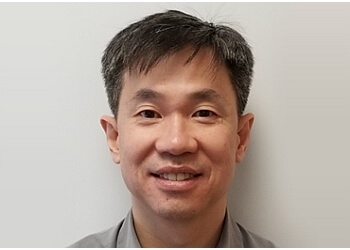 Edmonton dentist Dr. Charles Chan, DDS