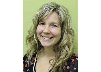 Lethbridge chiropractor Dr. Chelsea Layden-Power, DC