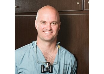 Saskatoon plastic surgeon Dr. Chris Thomson, BSP, MD, FRCSC