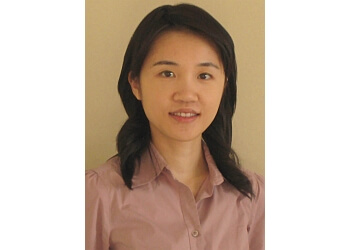 Coquitlam optometrist Dr. Christine Wang, OD