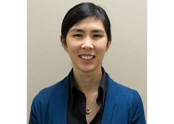 Oakville pediatric optometrist Dr. Christine Yeung, OD