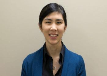 Oakville pediatric optometrist Dr. Christine Yeung, OD