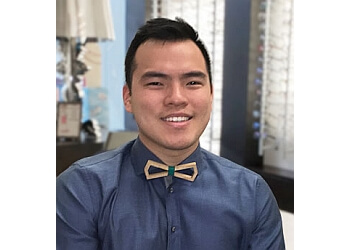Halifax pediatric optometrist Dr. Christopher Poh, OD