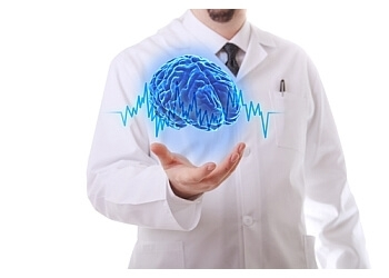 Saskatoon neurologist Dr. Christopher Voll, MD