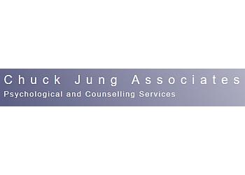 Port Coquitlam psychologist Dr. Chuck Jung, R. Psych