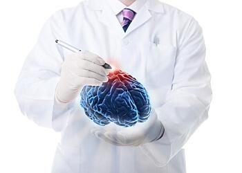 Sudbury neurologist Dr. Cizy Mathew, MD
