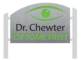 Cambridge optometrist Dr. Clarice Chewter, OD