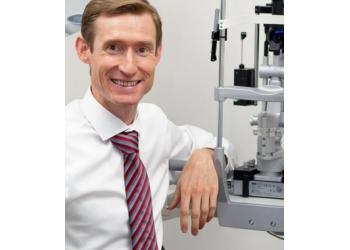 Medicine Hat pediatric optometrist Dr. Clark Hyde, OD