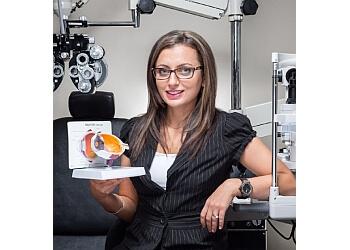 Brantford pediatric optometrist Dr. Cynthia Markarian Bahoshy, OD