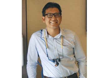 Ottawa dentist Dr. Dan Hwang, DDS