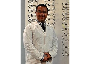 Medicine Hat optometrist Dr. Dan Mark Cuevas, OD