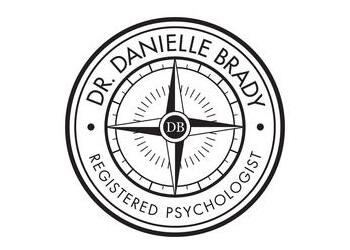 Lethbridge psychologist Dr. Danielle Brady, PH.D