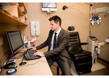 Vaughan pediatric optometrist Dr. Danny Quaglietta, OD
