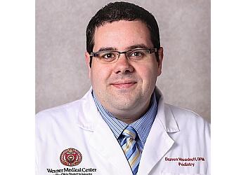 Red Deer podiatrist Dr. Darren Woodruff, DPM