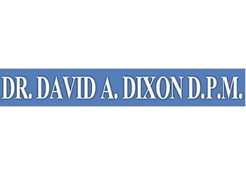 Delta podiatrist Dr. David Dixon, DPM