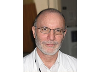 Hamilton nephrologist Dr. David Ludwin