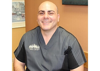 Welland dentist Dr. David Pampena, DDs
