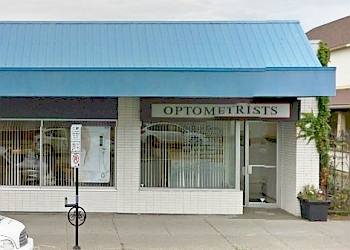 Kamloops optometrist Dr. Deane T. Gerry, OD